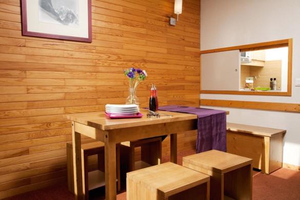 a budget ski apartment