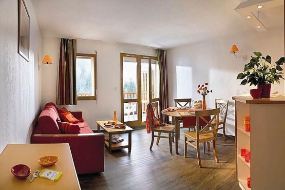 Residence Les Ravines lounge, Meribel