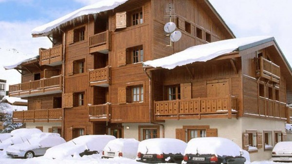 Residence Alpina Lodge, Ski Apartment in Les Deux Alpes