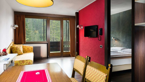 Residence Ambiez, Madonna di Campiglio - Apartment - 1-1