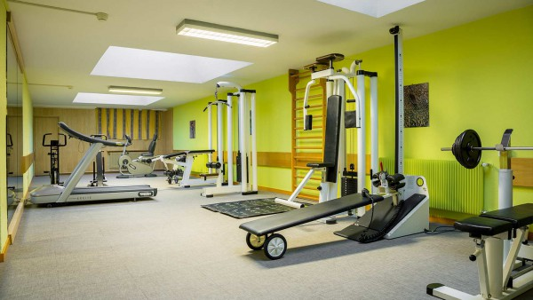 Residence Ambiez, Madonna di Campiglio - Gym