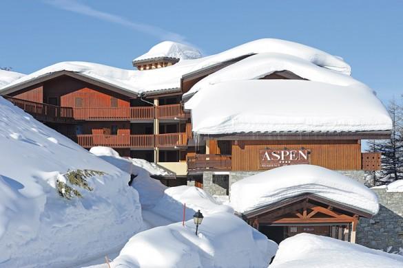 Residence Aspen ext, La Plagne