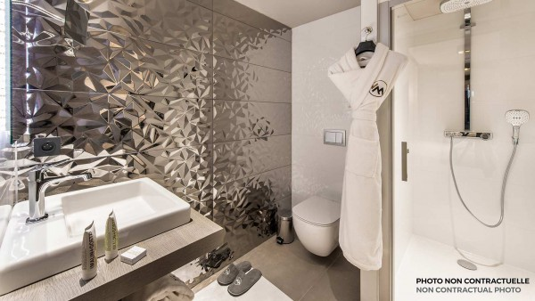 Residence Chalet Izia, Val disere - Bathroom 2 (example)