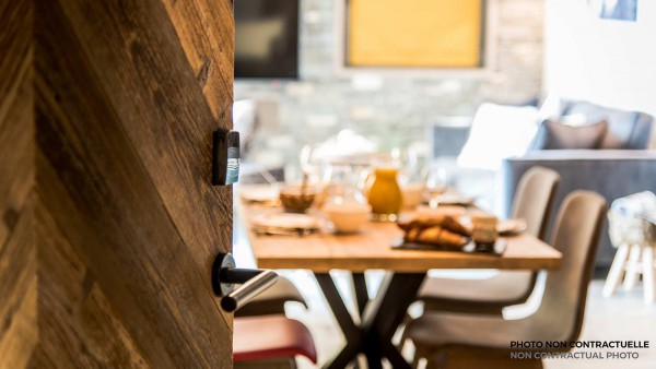 Residence Chalet Izia, Val disere - Dining (example)