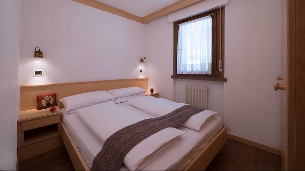 Residence Contrin - Apartments - Bedroom