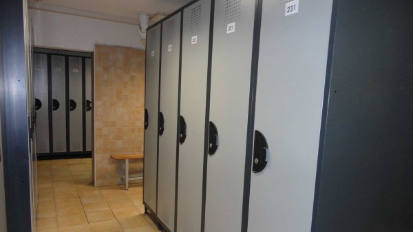 Residence Contrin - Apartments - Lockers