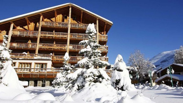Residence Cortina, Ski Apartments in Les Deux Alpes