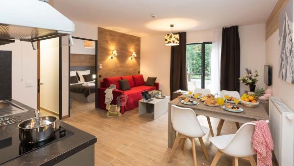 Residence Isatis - Self-catered apartment-chamonix-residence - apartment