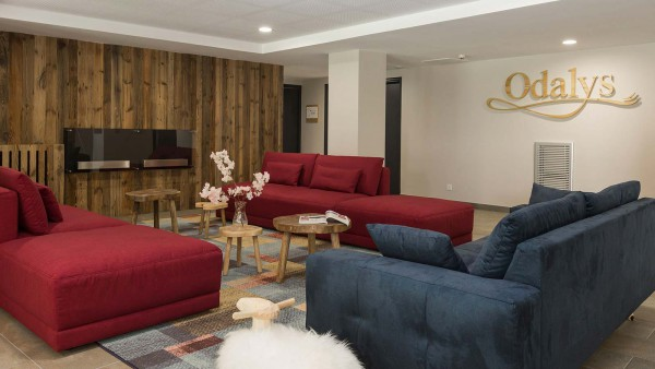 Residence Isatis - Self-catered apartment-chamonix-residence - public area