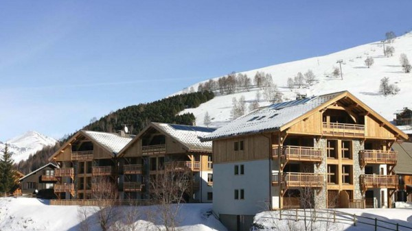 Residence Goleon Val Ecrins, Ski Apartment in Les Deux Alpes