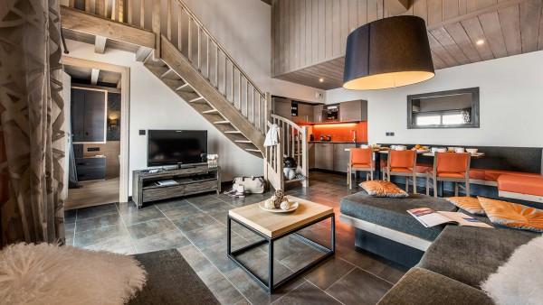 Residence Plein Sud, Val Thorens -Apartment