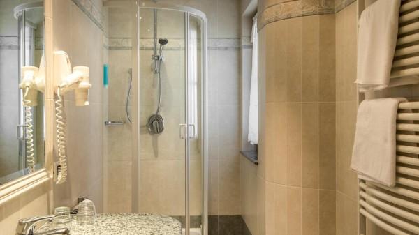 Residence Vila - Corvara and Colfosco - Apartment Northside - Bathroom