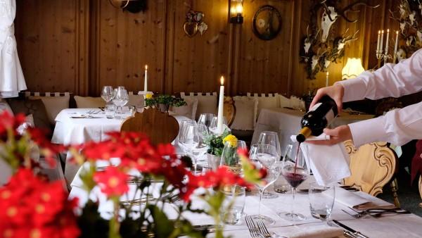 Restaurant - Hotel Evaldo, Arabba