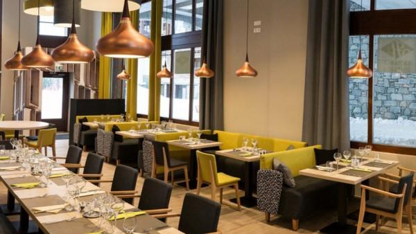Restaurant, Residence Les Terrasses d'Helios