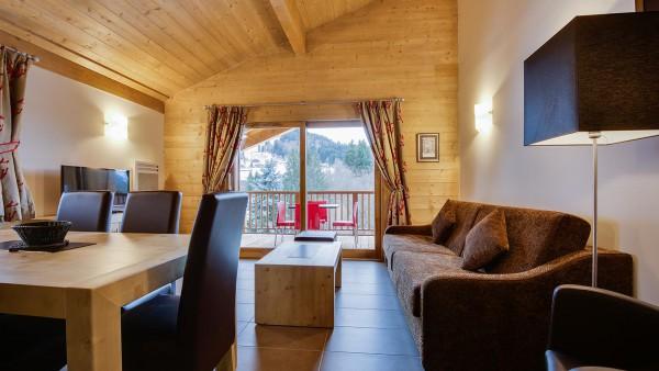 Rooms at CGH Apartment Leana