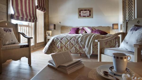 Rooms in CGH Les Chalets de Jouvence