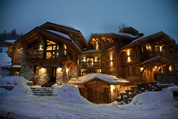 Chalet Benjamin, Courchevel