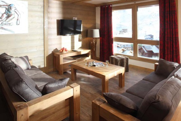Lounge Chalet Carmen, Tignes