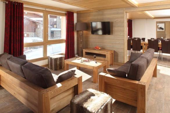 Lounge Chalet Alfredo, Tignes