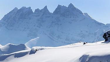 Avoriaz ski resort france