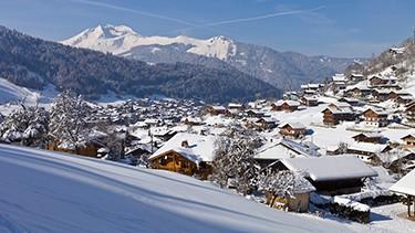 Morzine ski resort france