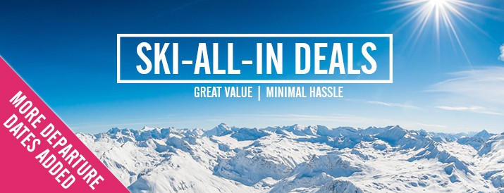 Ski-All-In Deals 2016/17