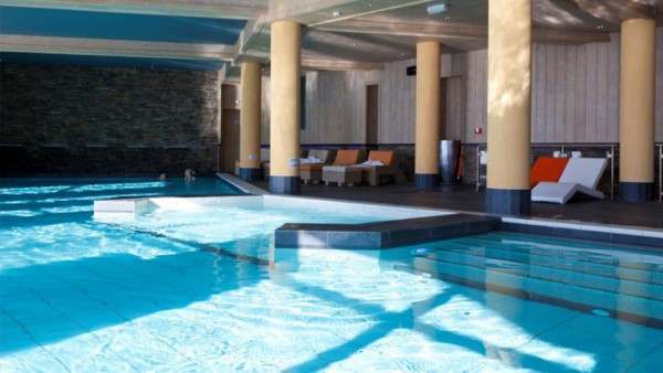 Swimming Pool, Residence L'Amara, Avoriaz, France
