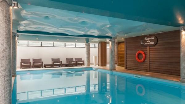 Swimming Pool, Residence La Ginabelle, Chamonix, France