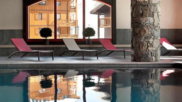 Swimming Pool, Le Telemark, Tignes, France