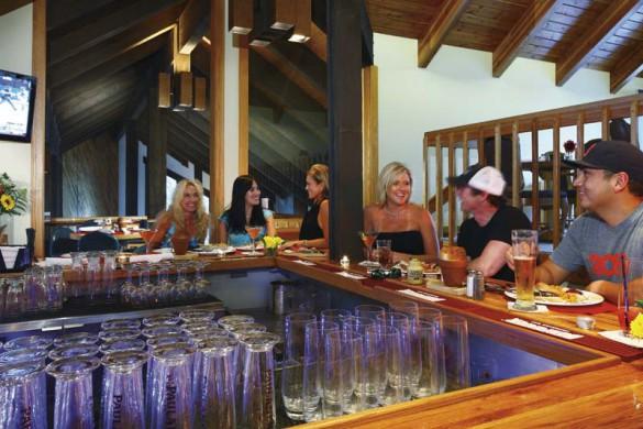 Bar in the Vail Racquet Club - Condominium in Vail, North America