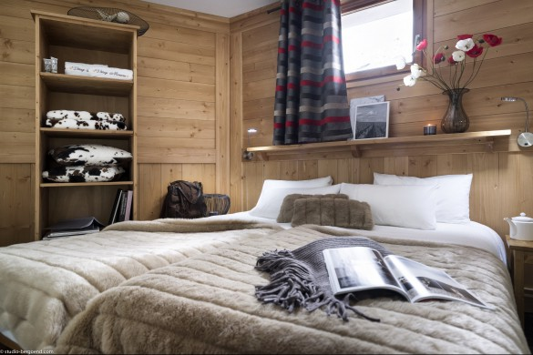 Bedroom in Village Montana - Self-catered ski apartment - Val Thorens, France