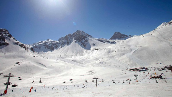 Val Claret Apartments, Tignes - Resort