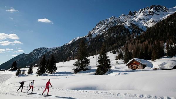 Val di Fassa landscape - ©Federico Modica