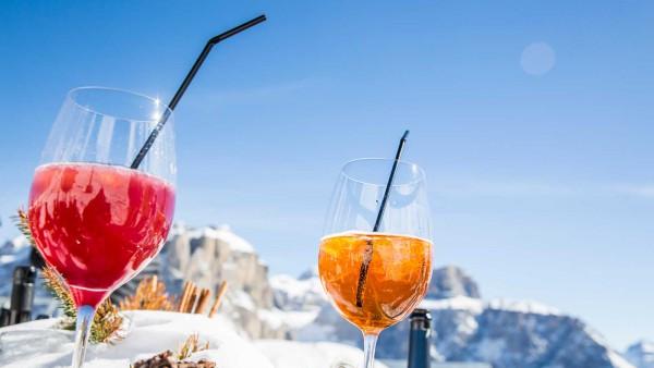 Val di Fassa refreshments - ©Federico Modica