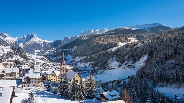 Dolomites Val Gardena
