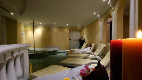 Wellness - Hotel Evaldo, Arabba