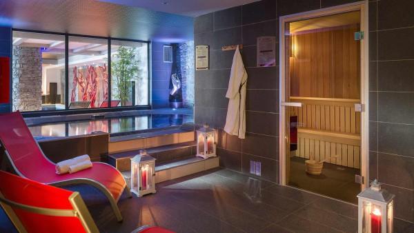 Wellness Area, Le Lodge Hemera - Ski Apartments in La Rosiere, France
