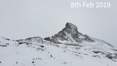ski conditions in Zermatt