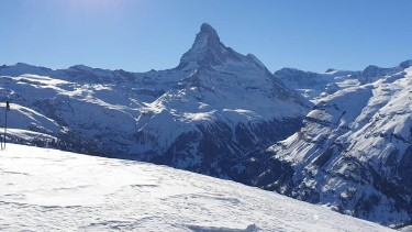 ski conditions in Zermatt