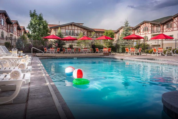 Zermatt Utah Resort and Spa, Park City, USA, Outdoor Pool