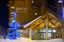 Hotel Royal Ours Blanc, exterior, Alpe d'Huez