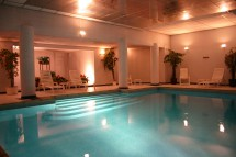 Hotel Royal Ours Blanc, swimming pool, Alpe d'Huez