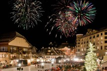 Beaver Creek Village, New Years Eve; Dan Davis