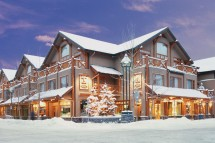 Brewster's Mountain Lodge, ext, Banff & Lake Louise
