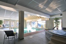 Hotel Carlina, swimming pool, Belle Plagne