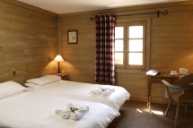 Chalet Cherrier bed, Val D'Isere