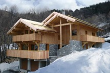 Chalet Laetitia ext, Meribel