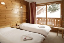 Chalet Natalia I bed, Meribel