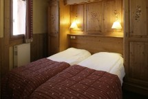 Chalet Peche bed, Val Thorens