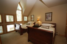 Chalet Timberline bed, Vail